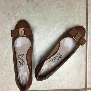 Women's Ferragamo Dress Shoe